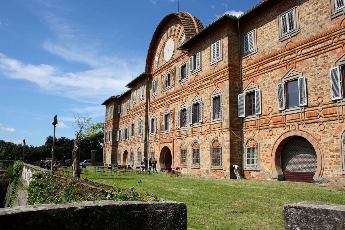 Castel Sammezzano