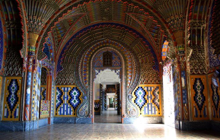 Castel Sammezzano: una sorpresa nel cuore della Toscana