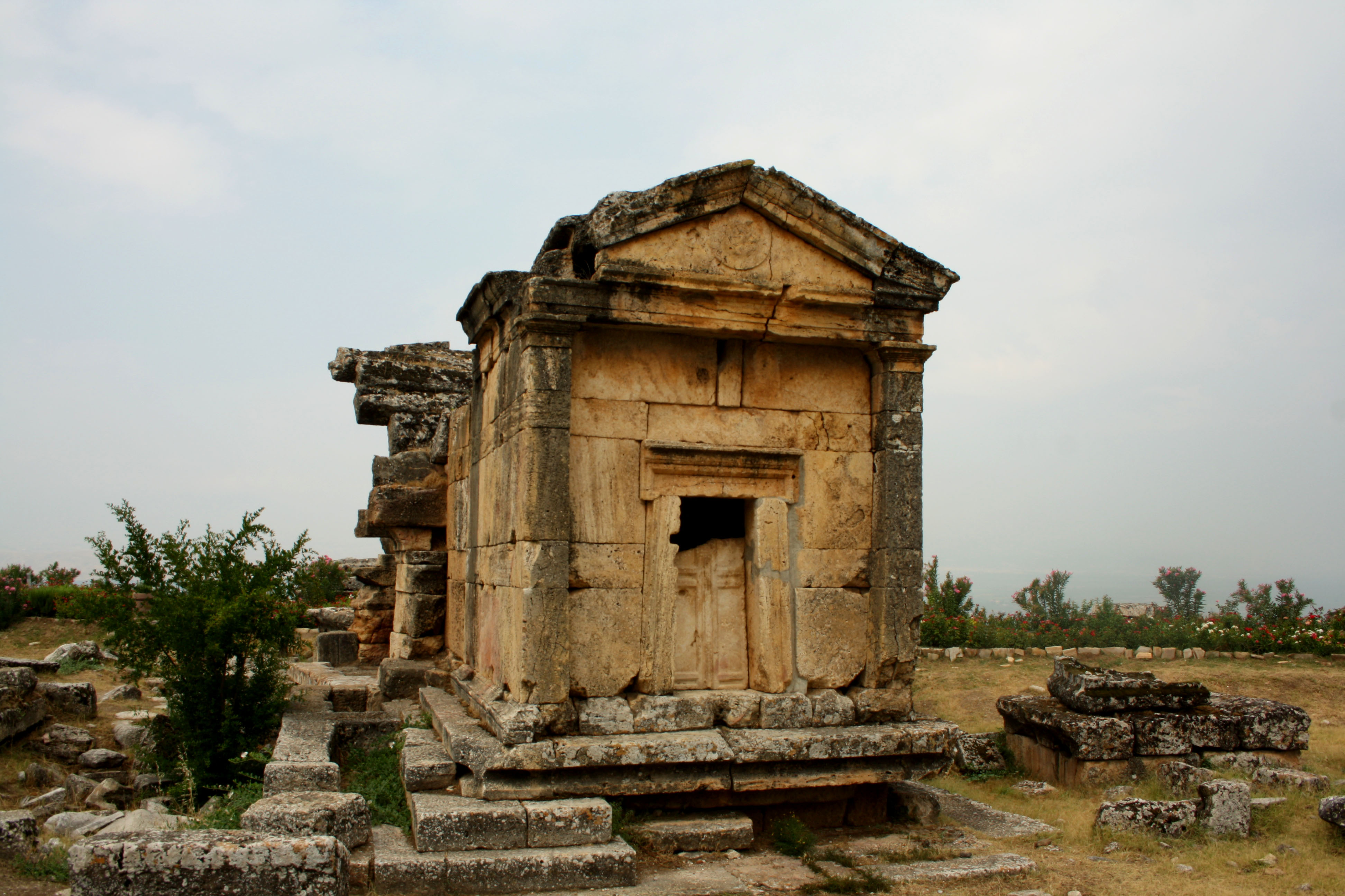 I siti archeologici più belli: Hierapolis