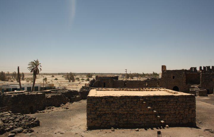 I castelli del deserto orientale (Qasr Azraq, Qasr Amra e Qasr Kharana)