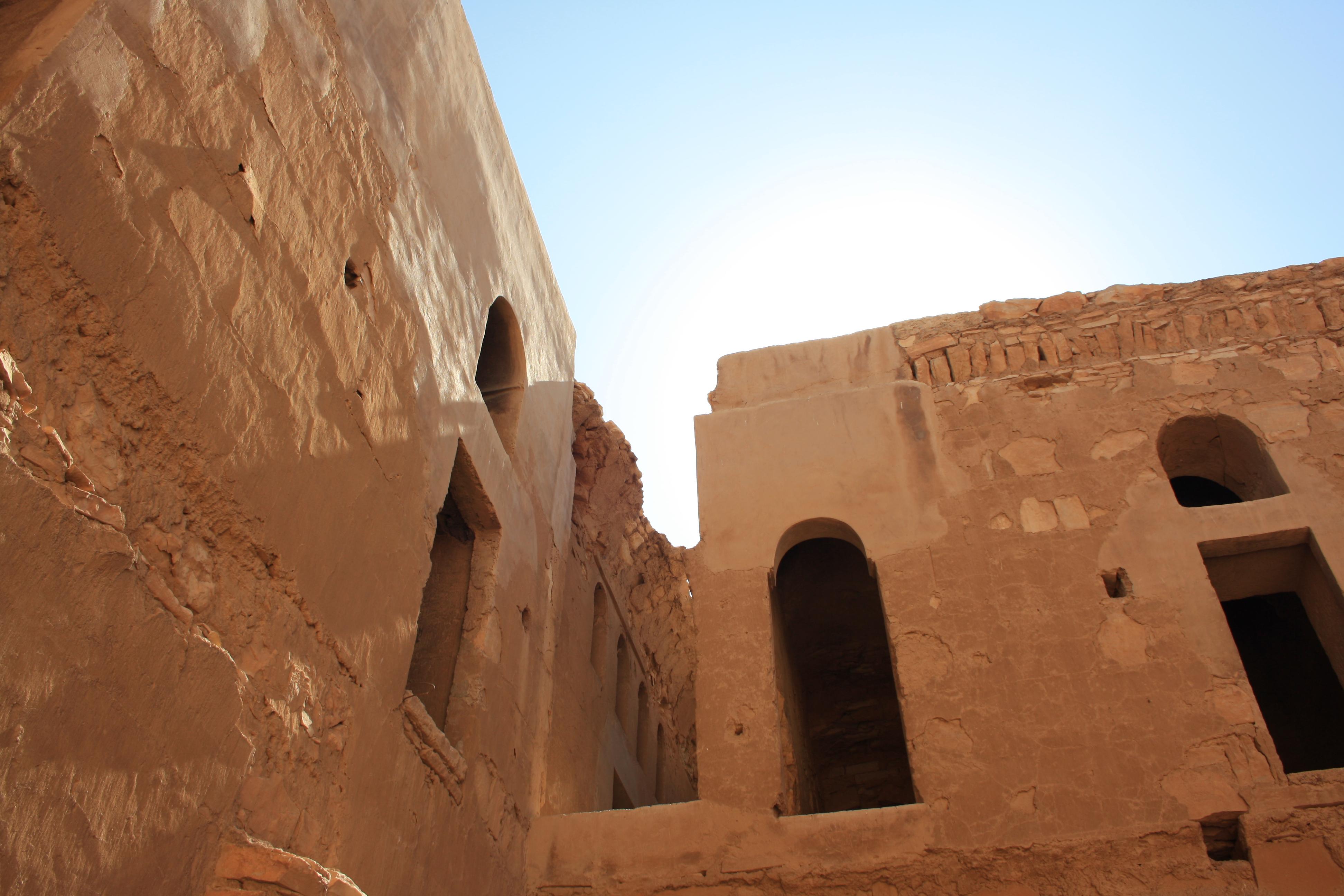 Qasr Kharana, I castelli del deserto orientale
