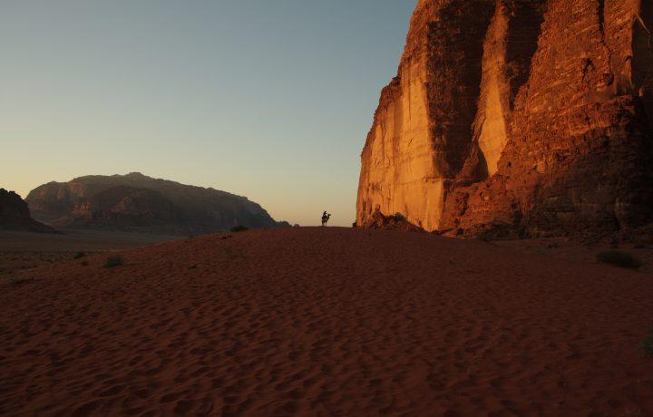 Il deserto di Lawrence d'Arabia: Wadi Rum