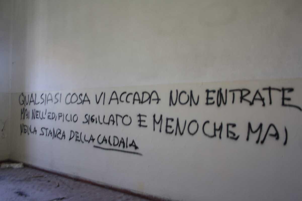 Ex- Ospedale Psichiatrico di Volterra