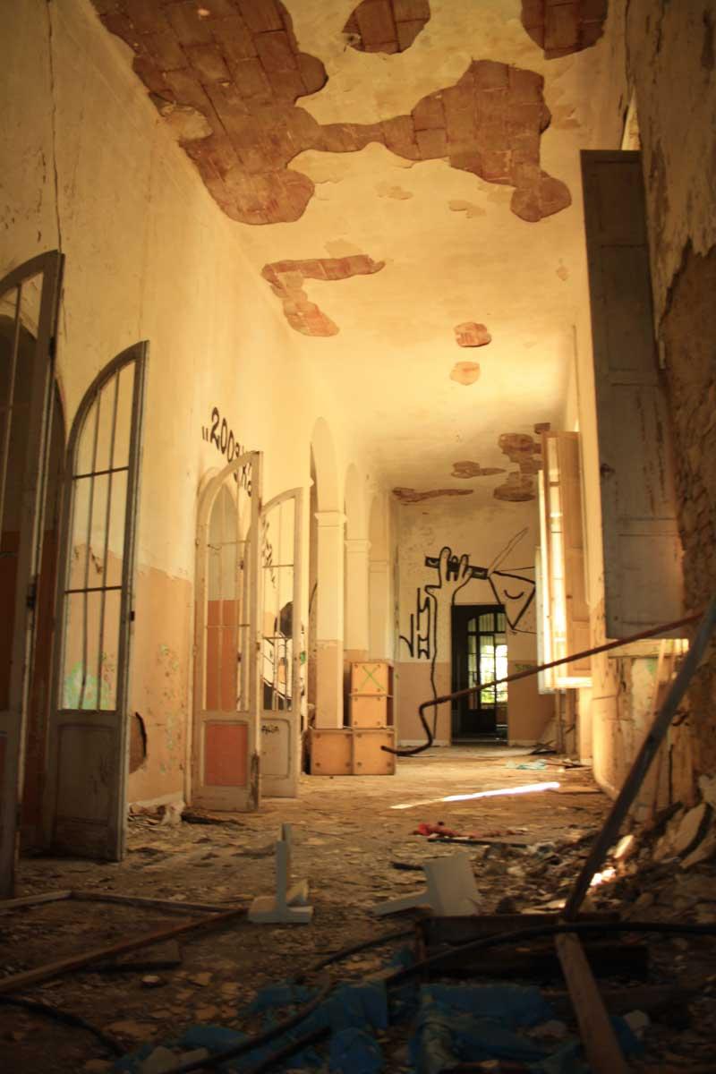 #MyAbandonedPlace: Ospedale Psichiatrico di Volterra (Pisa)