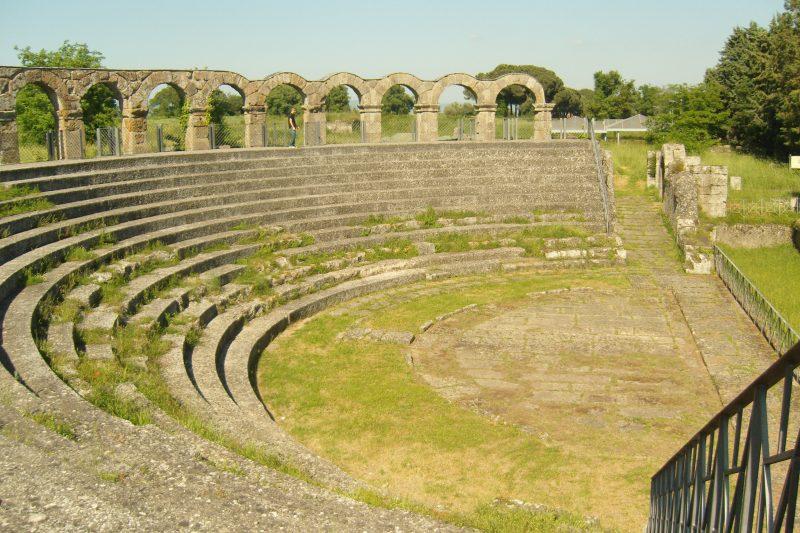 L'antica Ferentum