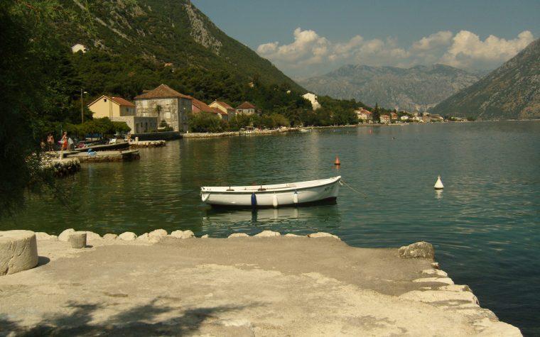 Kotor, un fiordo nell'Adriatico
