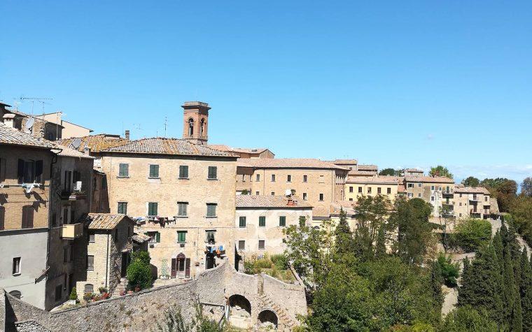Il borgo medievale di Volterra