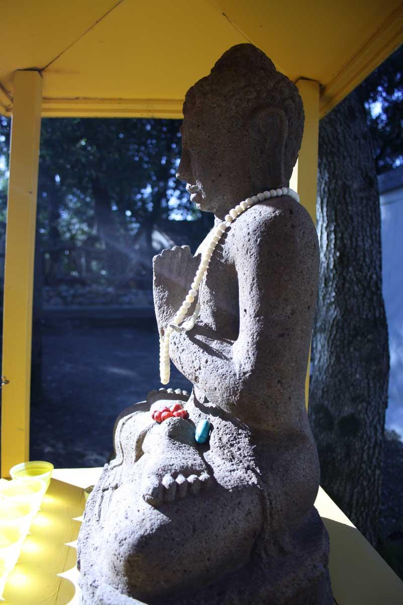 Monastero buddista di Pomaia