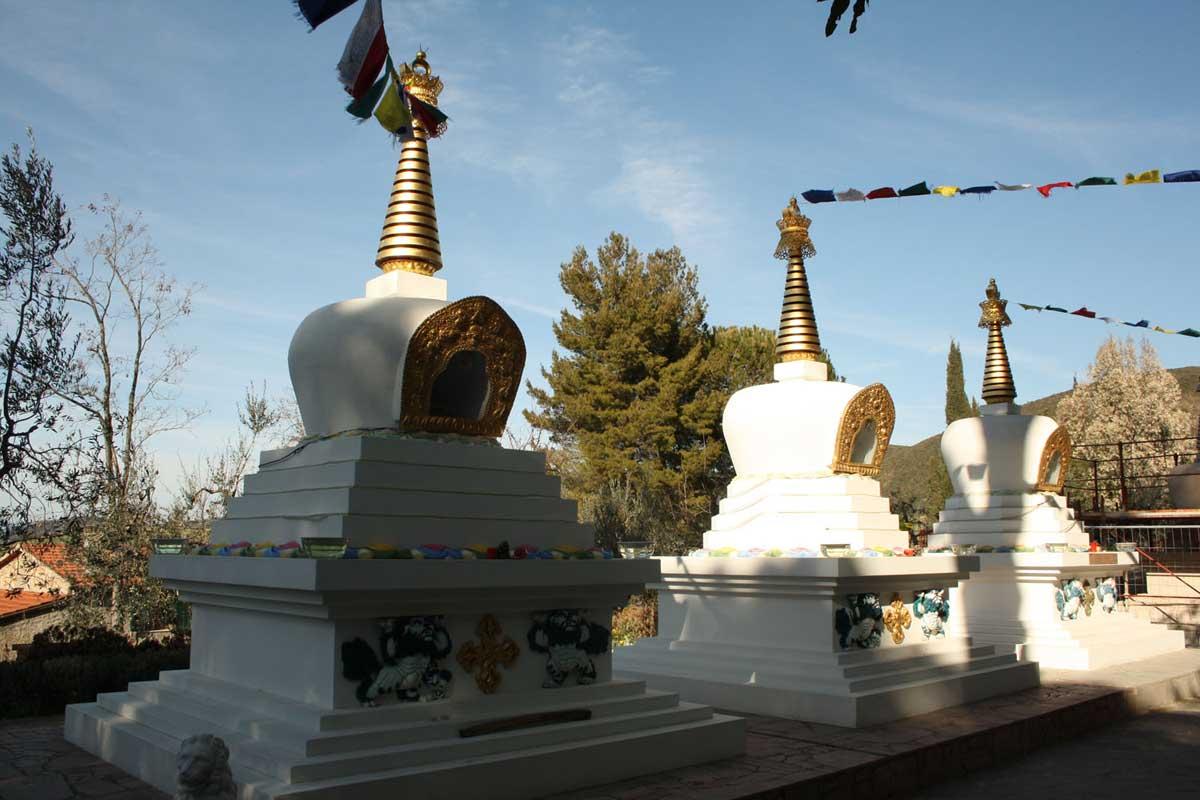 4 eventi per l'ultimo dell'anno in Toscana: Monastero buddista di Pomaia