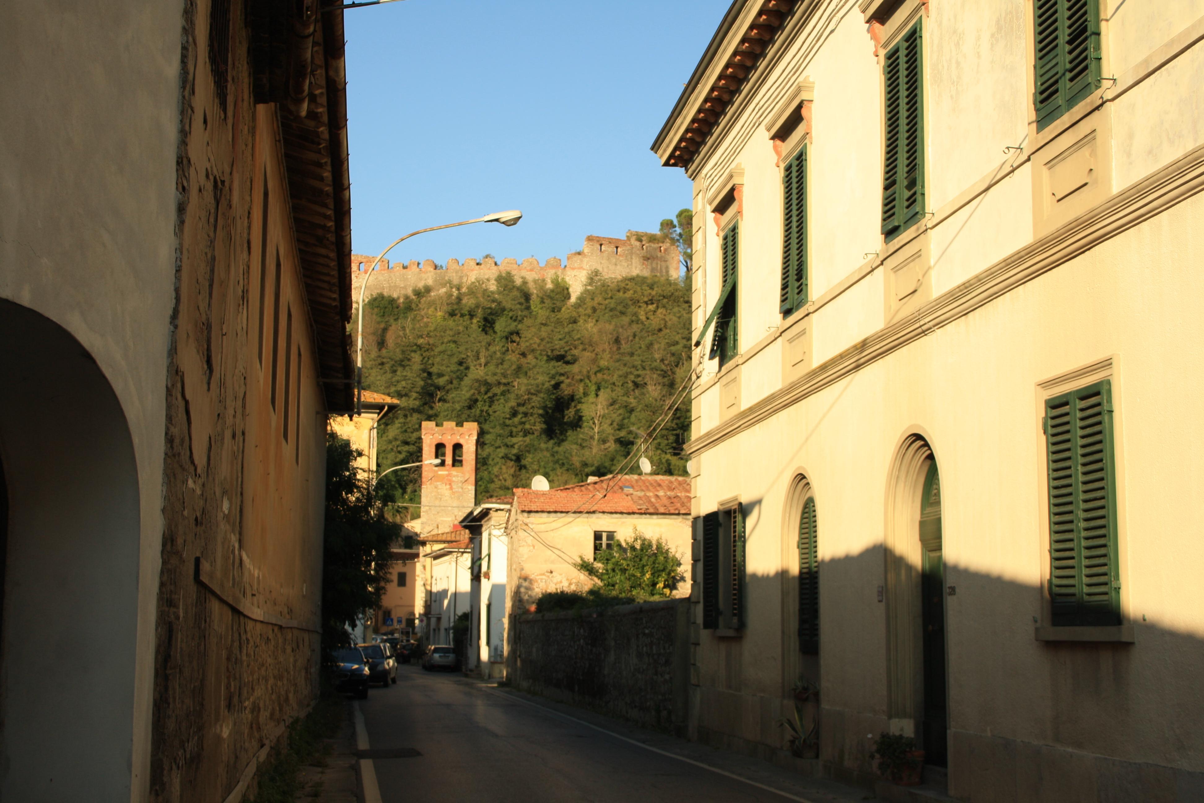 La Rocca di Ripafratta