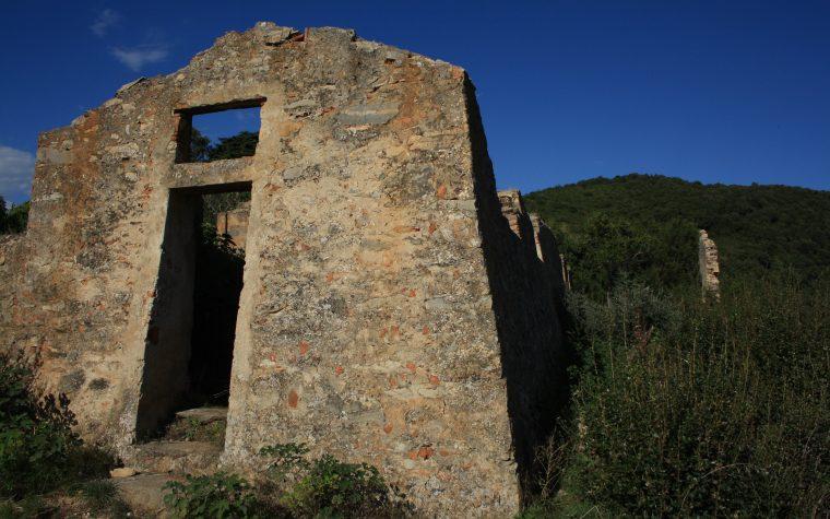 La villa nascosta sul Monte Pisano: Villa Bosniaski