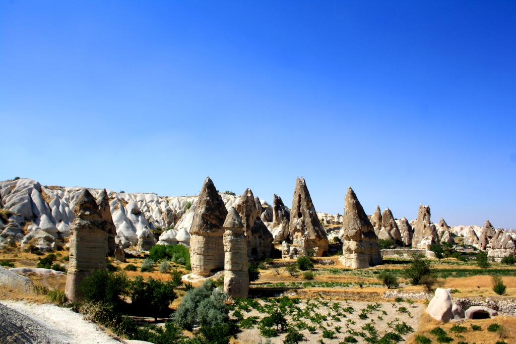 Cappadocia - Paesaggi surreali
