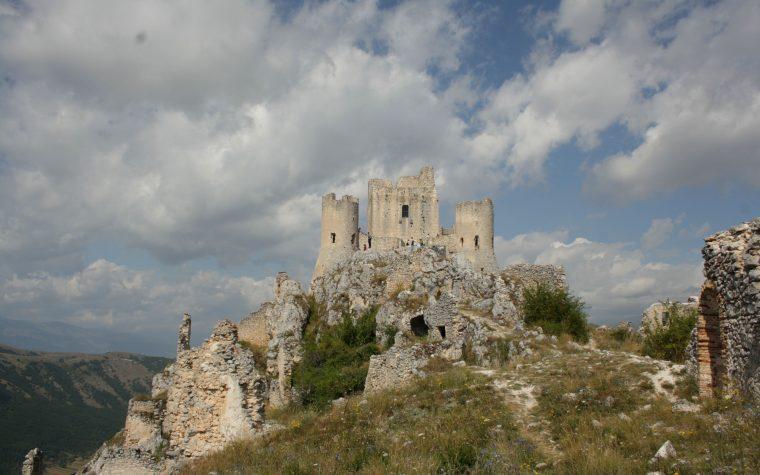Un castello da film: Rocca Calascio