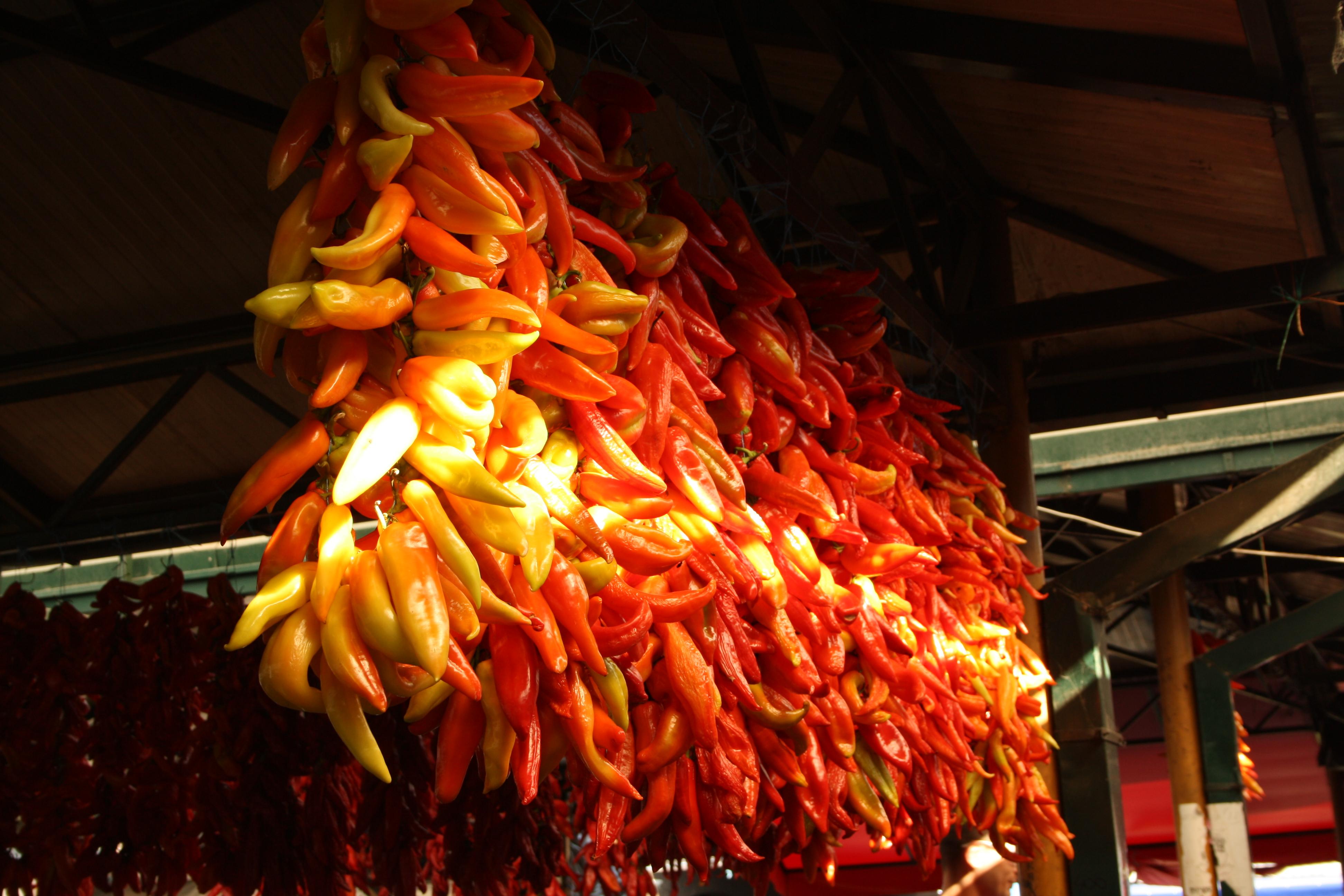 PAsseggiando nel mercato di Bitola