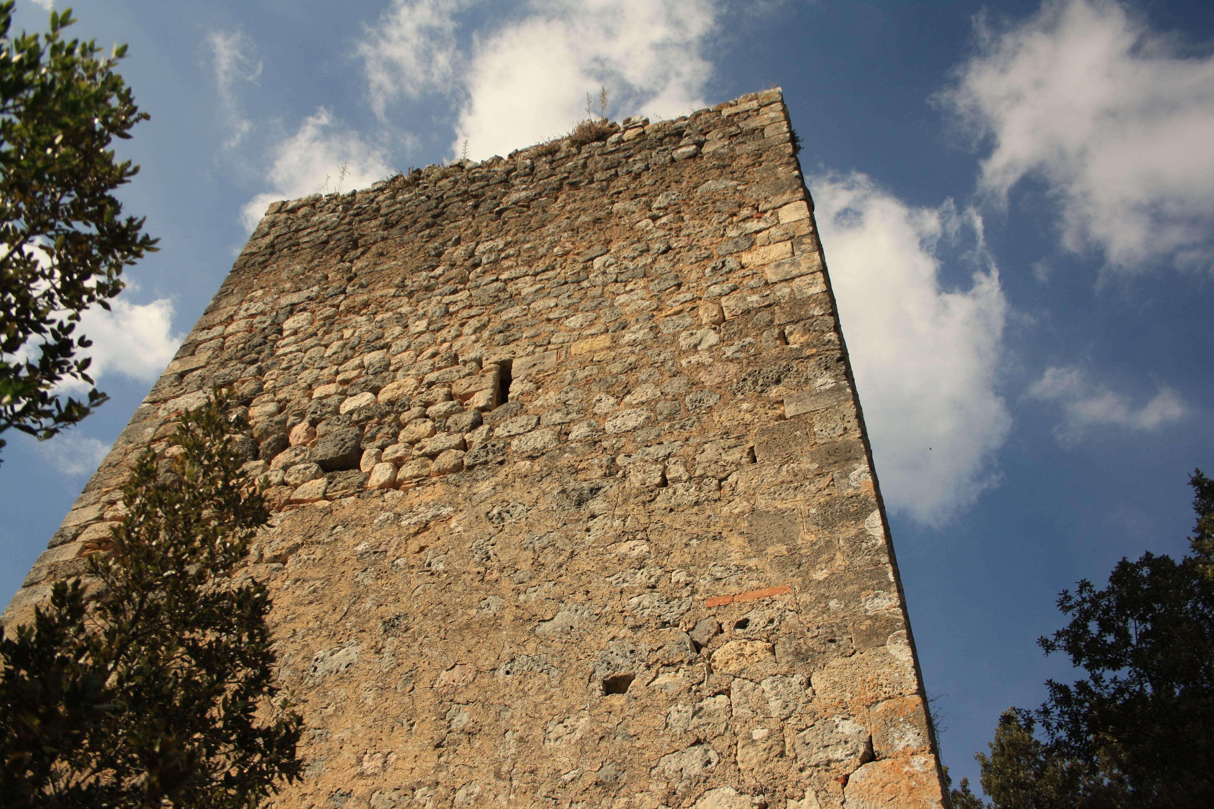 il mastio, Castelvecchio