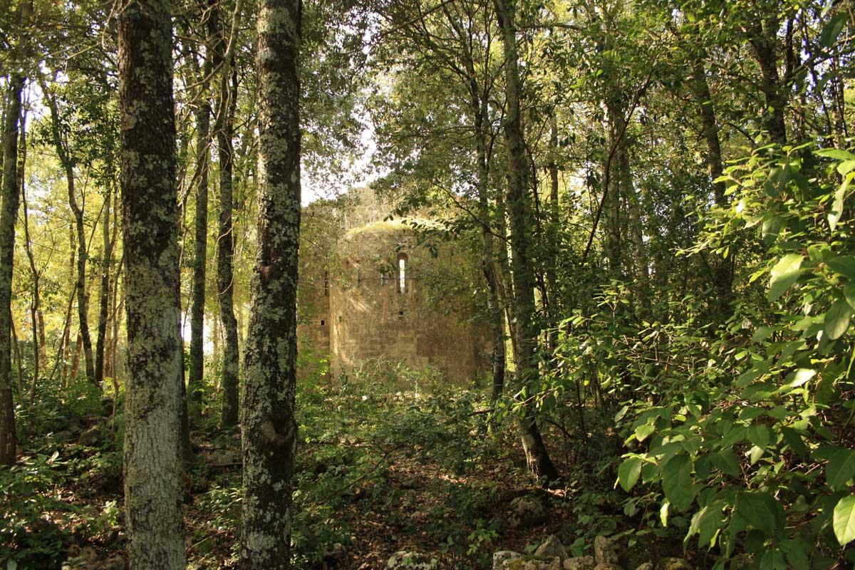 #MyabandonedPlace: luoghi abbandonati in Toscana, Castelvecchio sul Monte Cornocchio