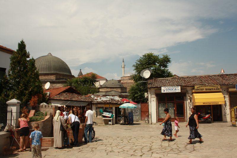 Tra oriente e occidente: Skopje