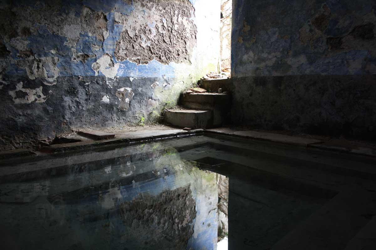 #MyabandonedPlace: luoghi abbandonati in Toscana, Bagni San Michele delle Formiche