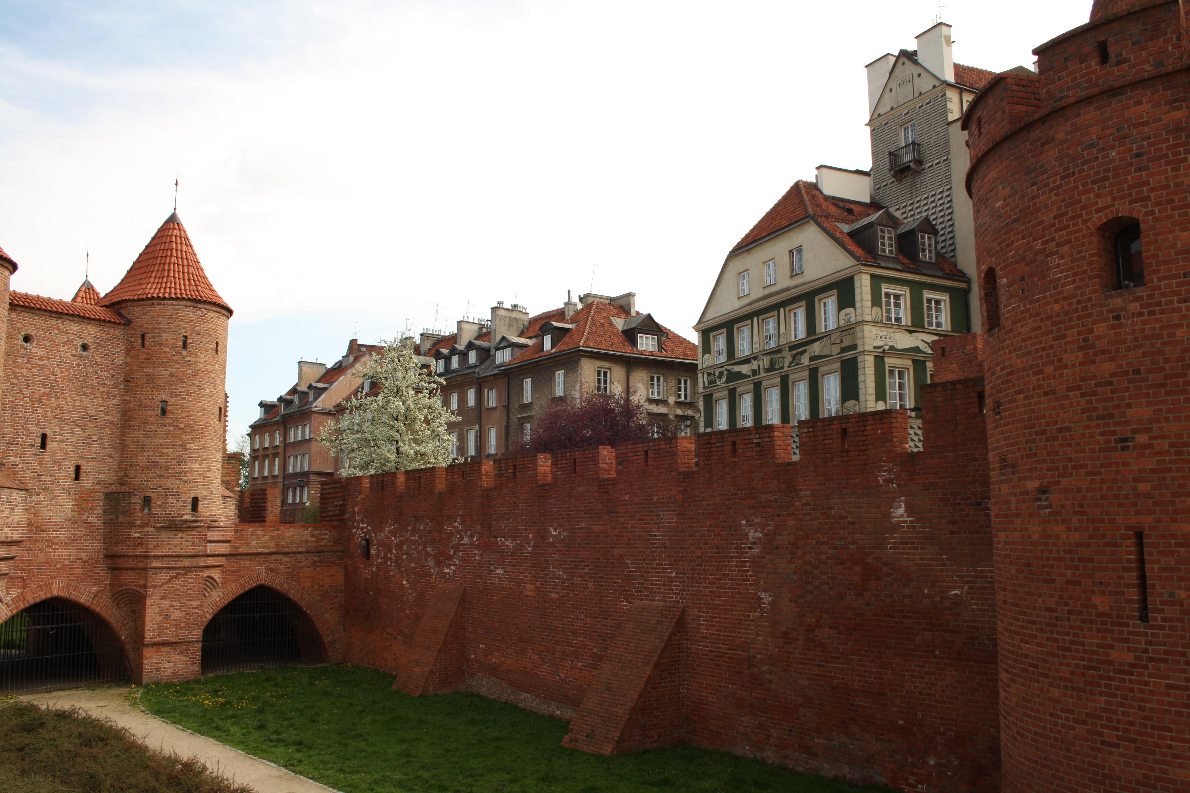 La città vecchia, Varsavia