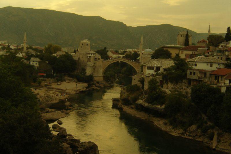 Benvenuti a Mostar