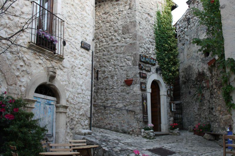 Santo Stefano in Sessanio
