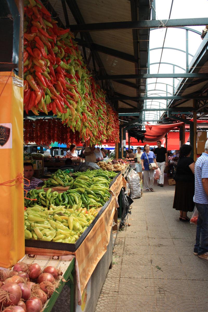mercato di Bitola