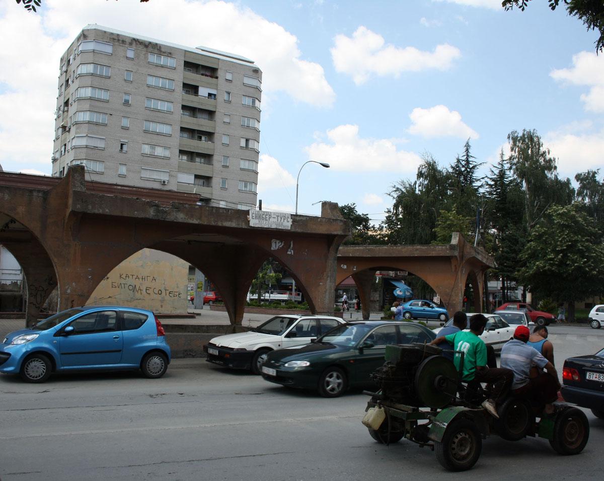 i famosi carrozzini di Bitola
