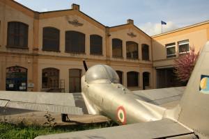 aereo, Museo Piaggio
