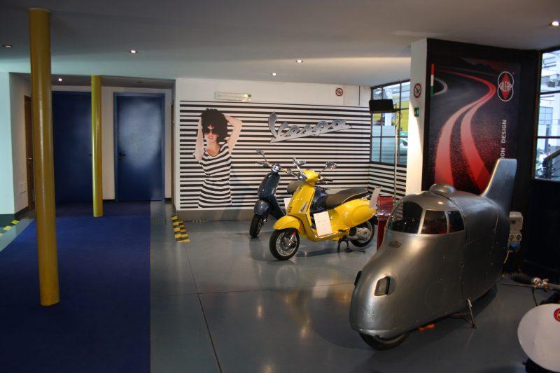 Il Museo Piaggio e La Vespa