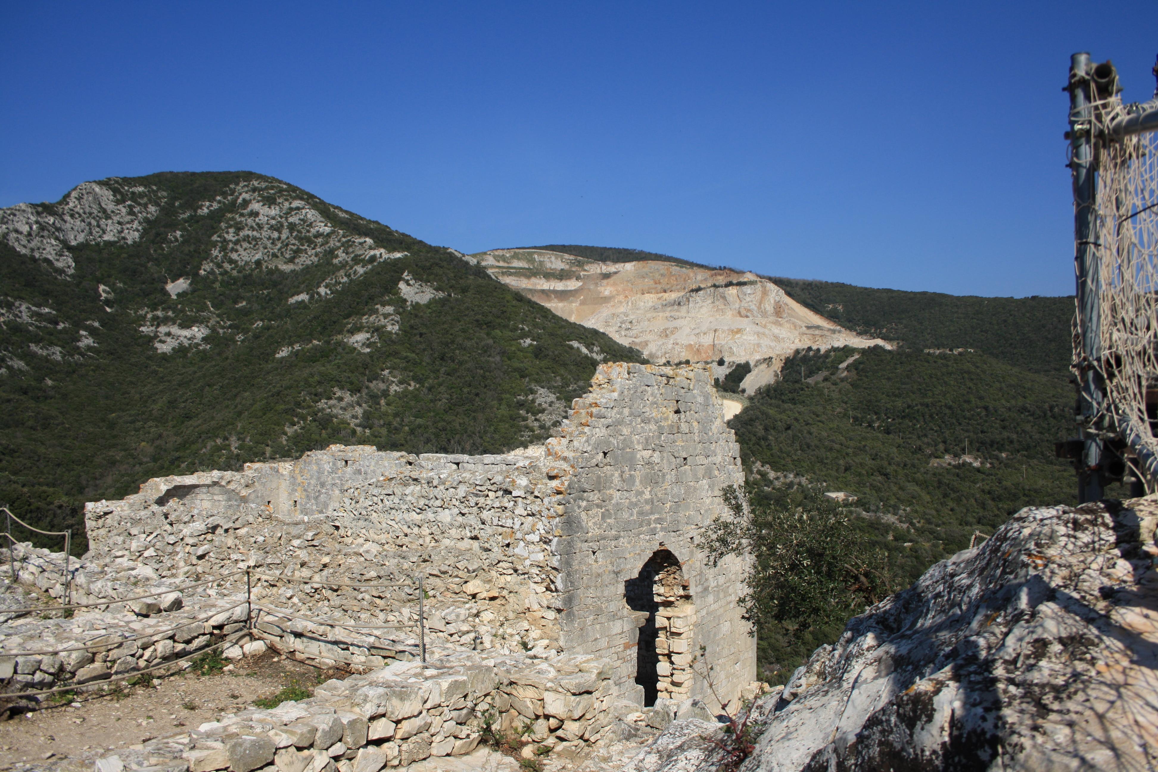 Chiesa San Silvestro, Parco archeominerario di San Silvestro