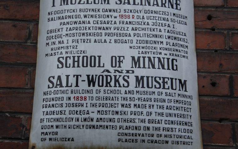 Una delle più antiche miniere di sale d'Europa: Wieliczka