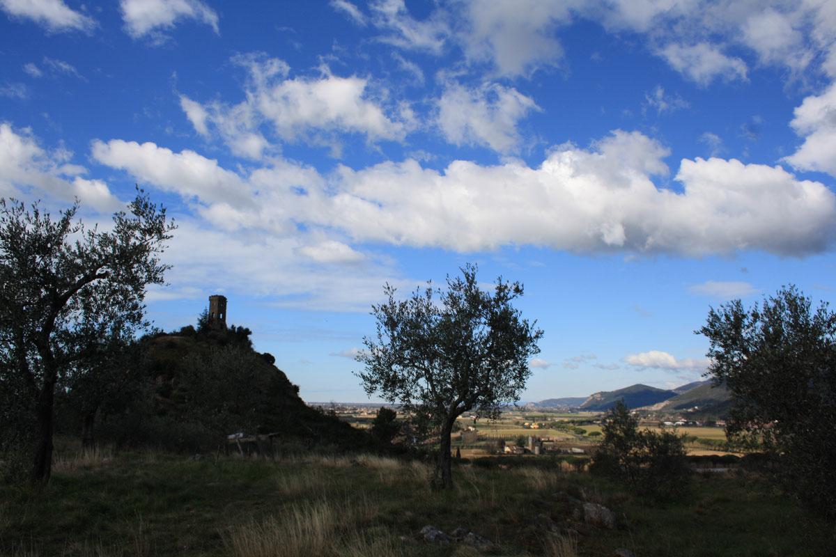 La torretta di Caprona