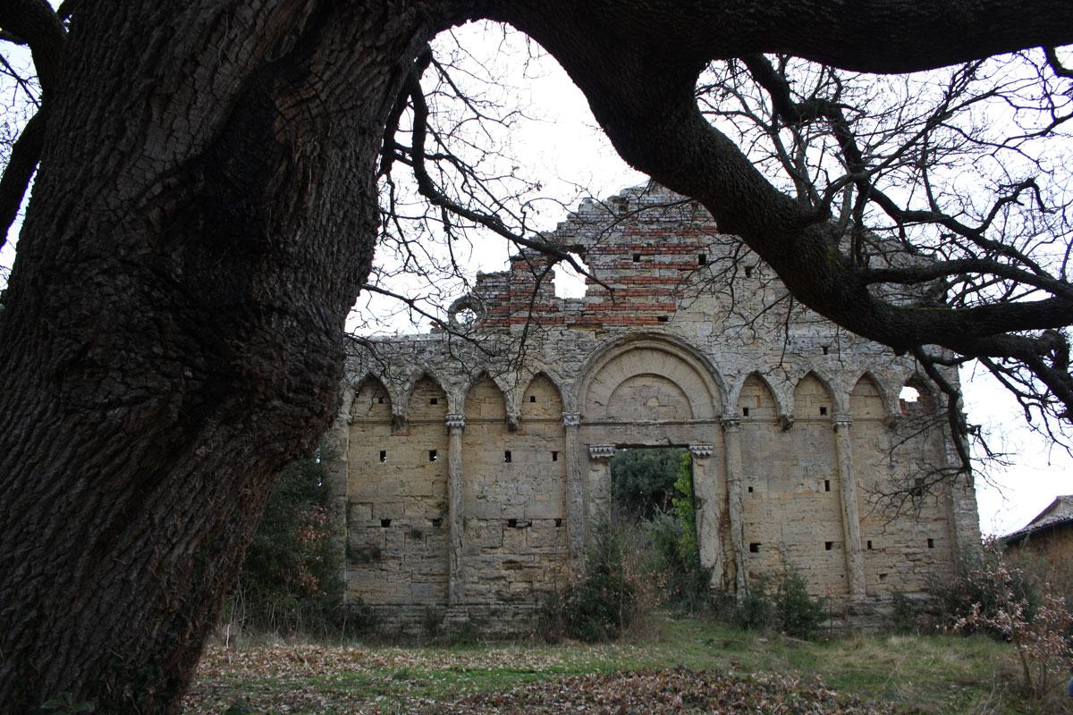 pieve di San Giovanni Battista a Sillano