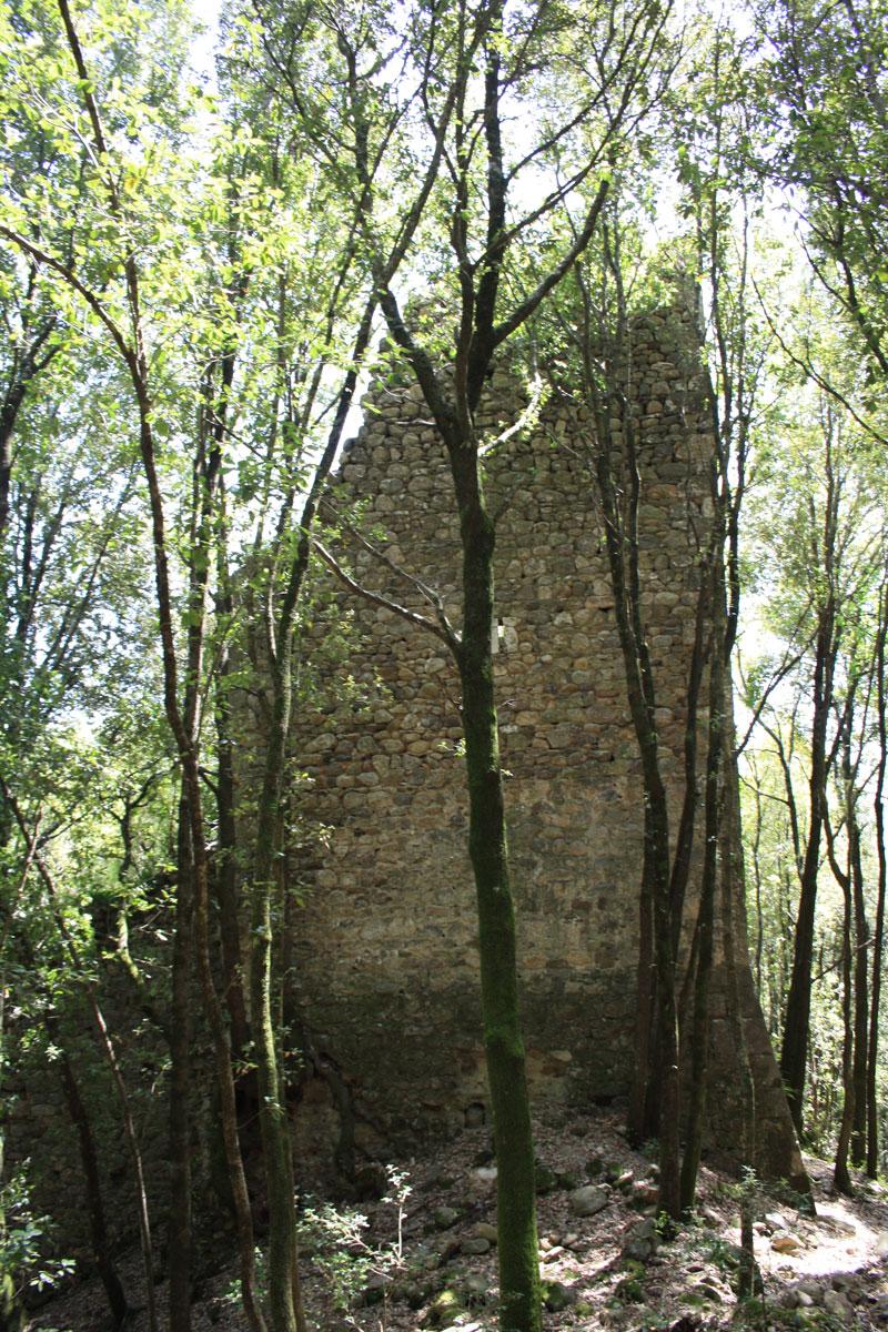 Torre della Repubblica Senese, Bagni di Petriolo