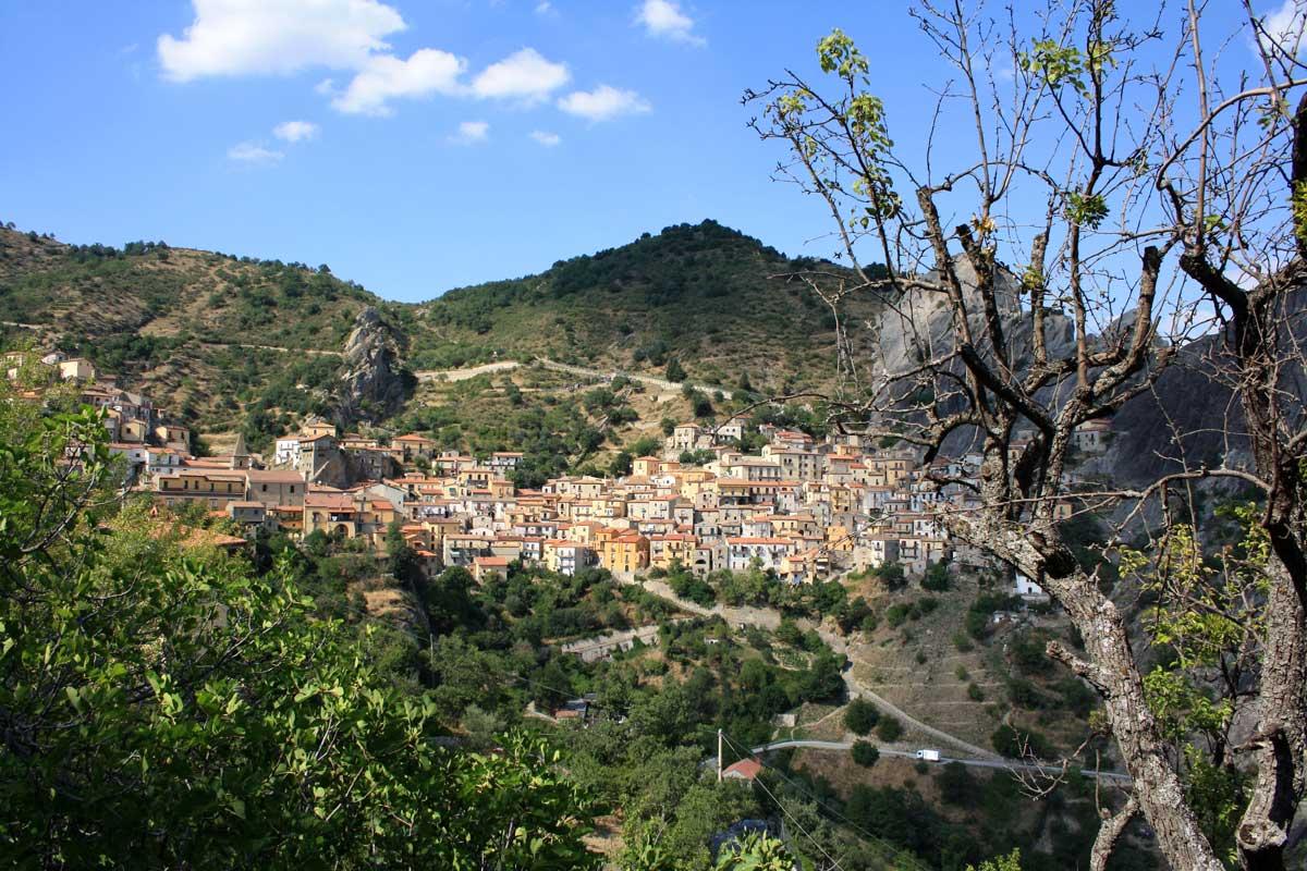 Pietrapertosa e Castelmezzano