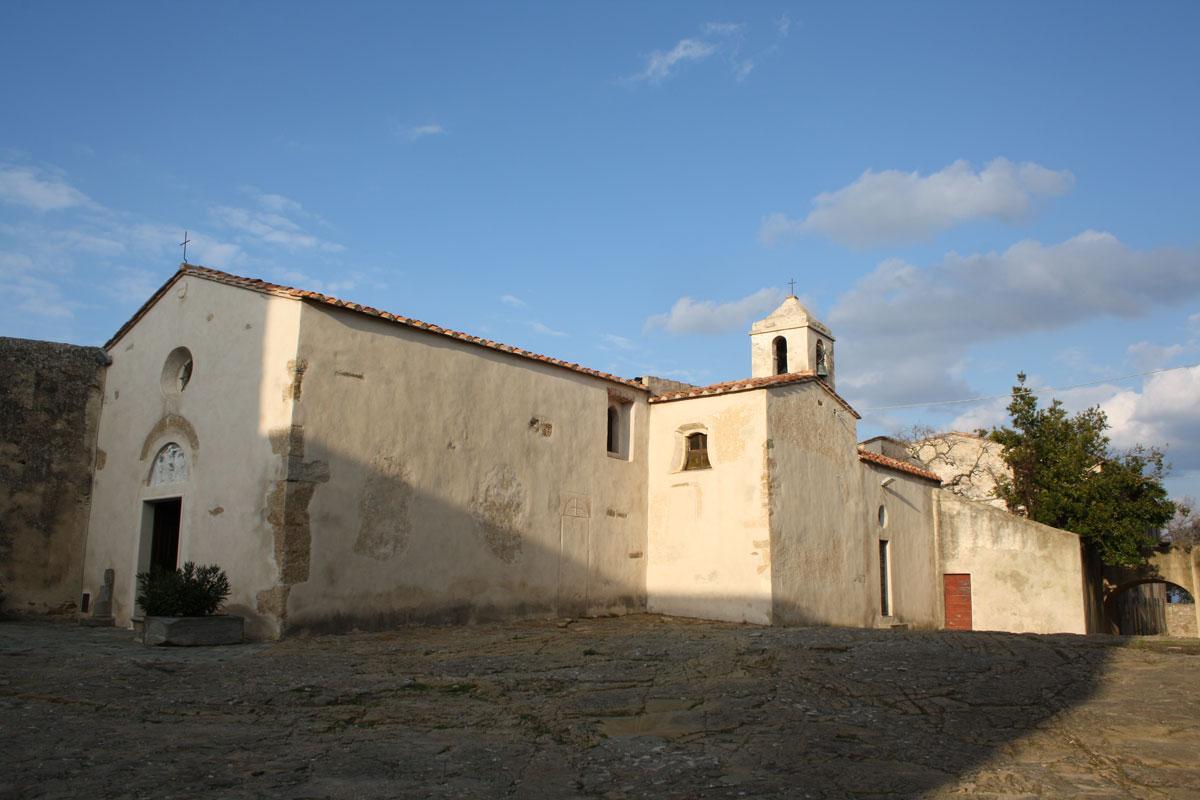 Chiesa Populonia