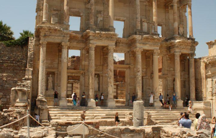 Efeso: la città fondata dalle Amazzoni