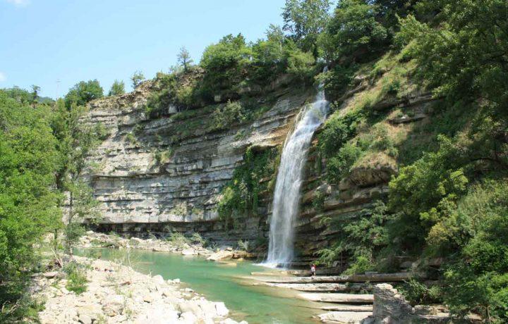 La Cascata di Moraduccio