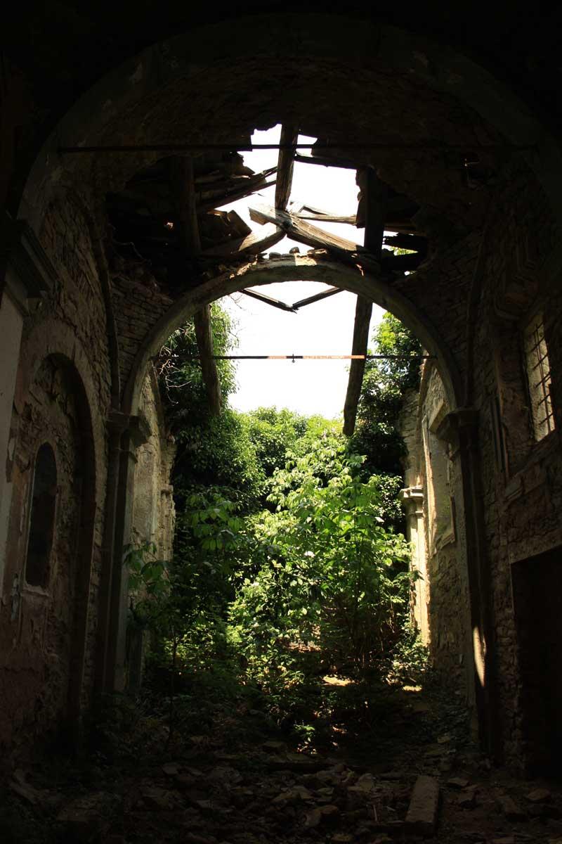 La chiesa di Castiglioncello