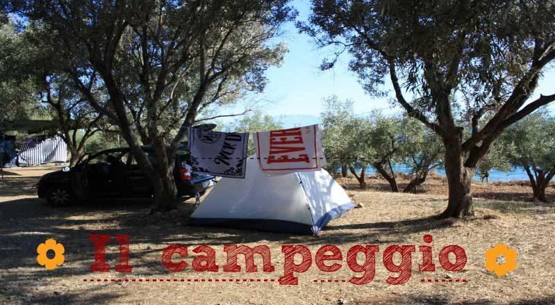 Il bello del campeggio