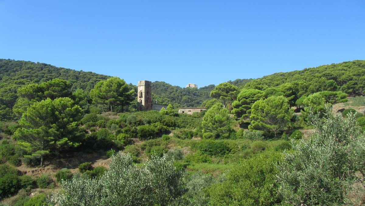 La torre dell'Orologio, Isola di Gorgona
