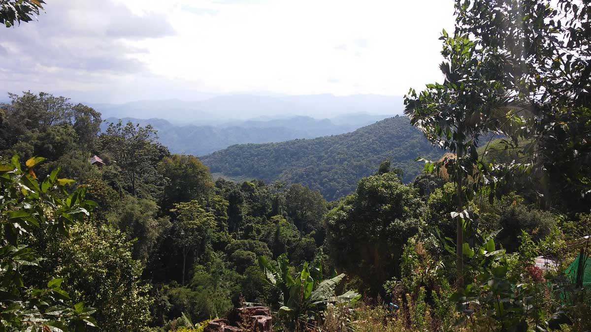 Il villaggio tribale Doi Pui