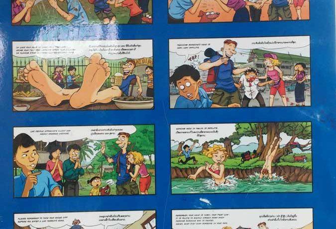 Come comportarsi in Thailandia, Laos e Cambogia