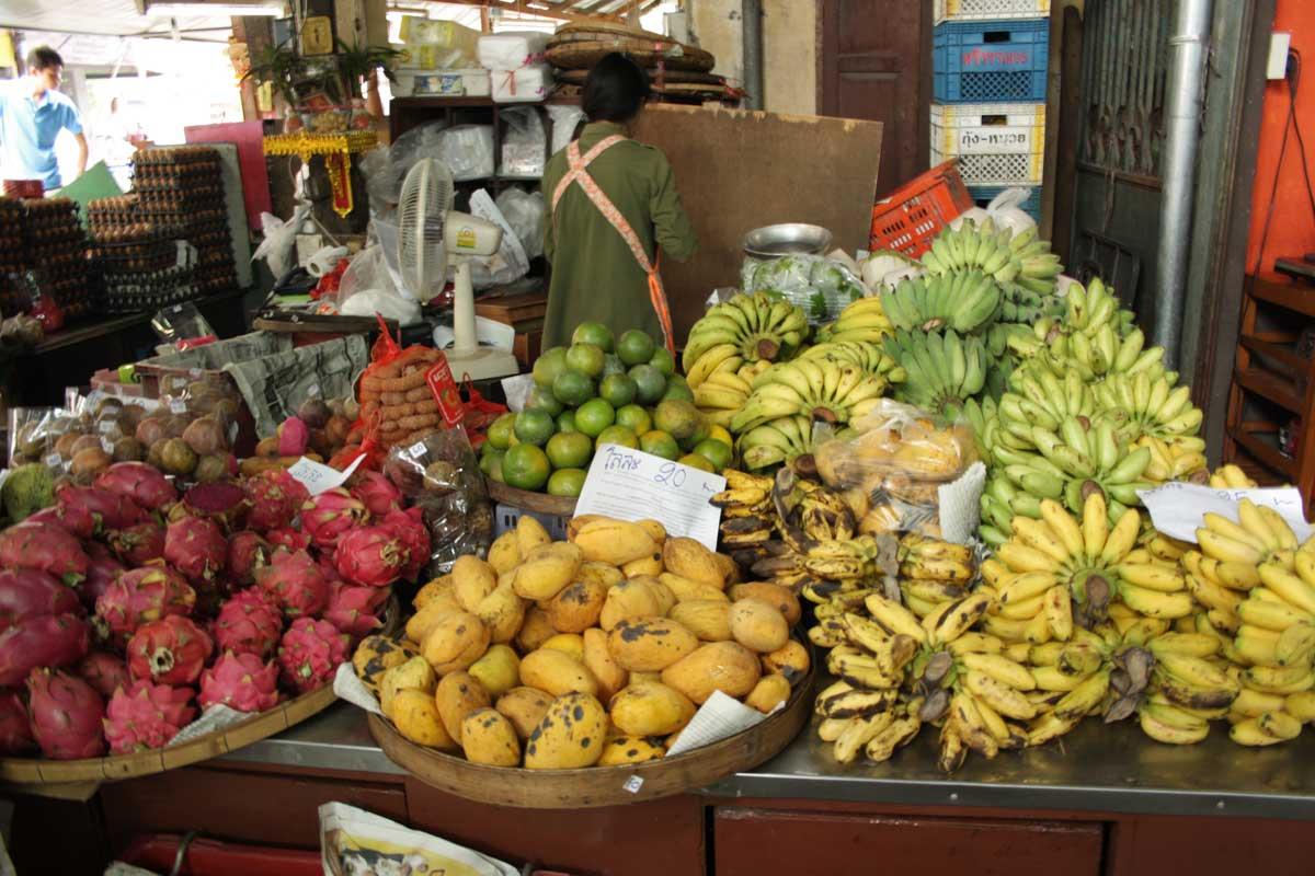 mercato, Chiang Mai