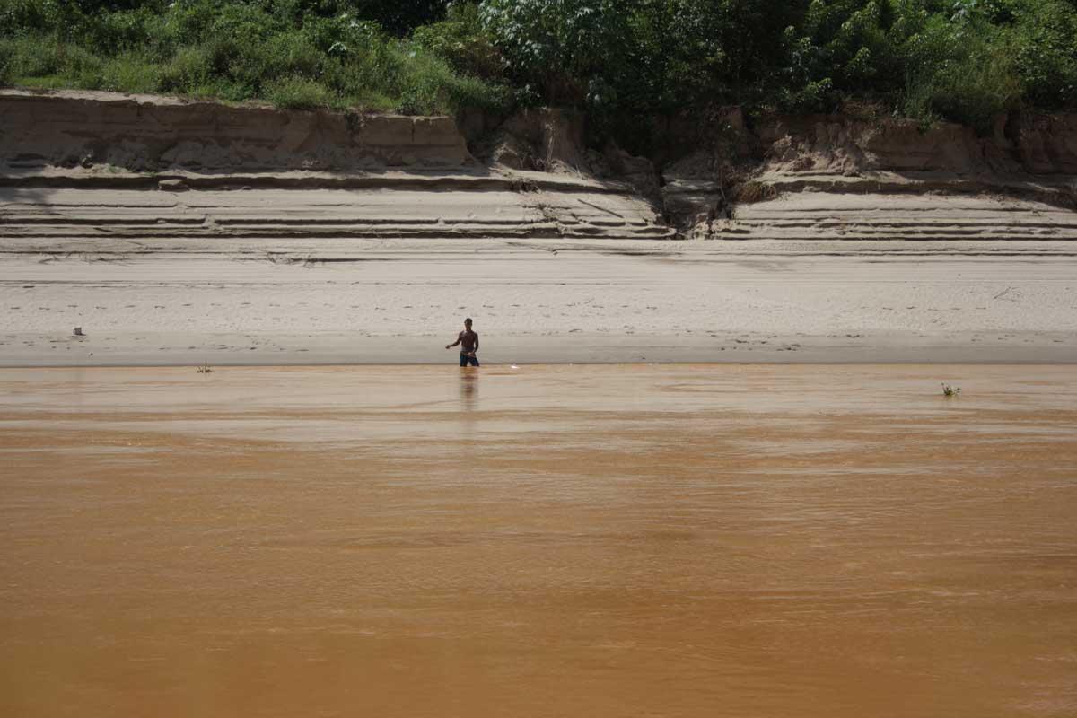 Sul Mekong con la slow boat