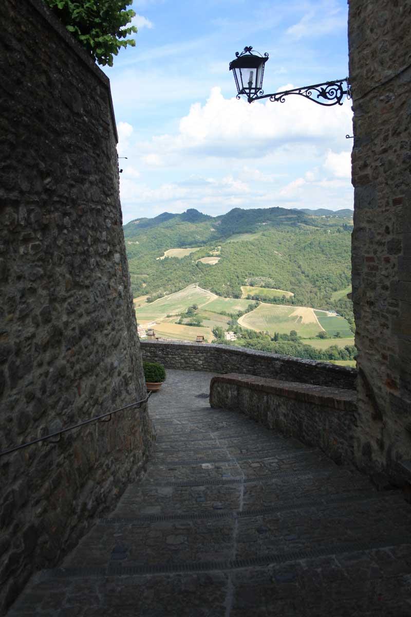 Scalinata, Montone