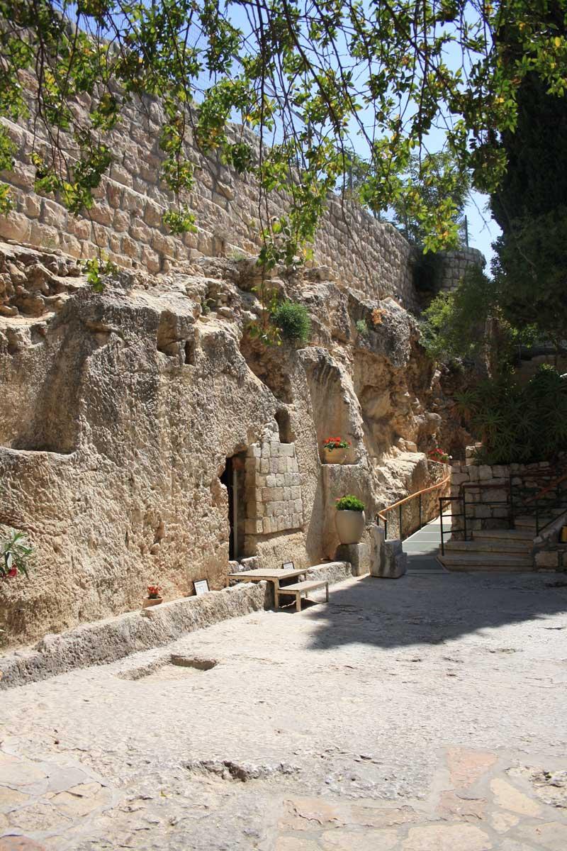 Tomba del Giardino, Sepolcro, Gerusalemme