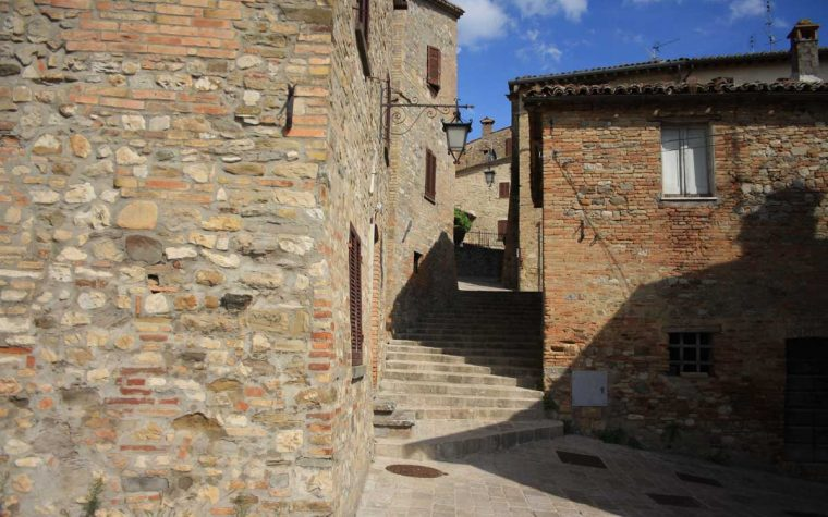 Montone: un autentico borgo umbro