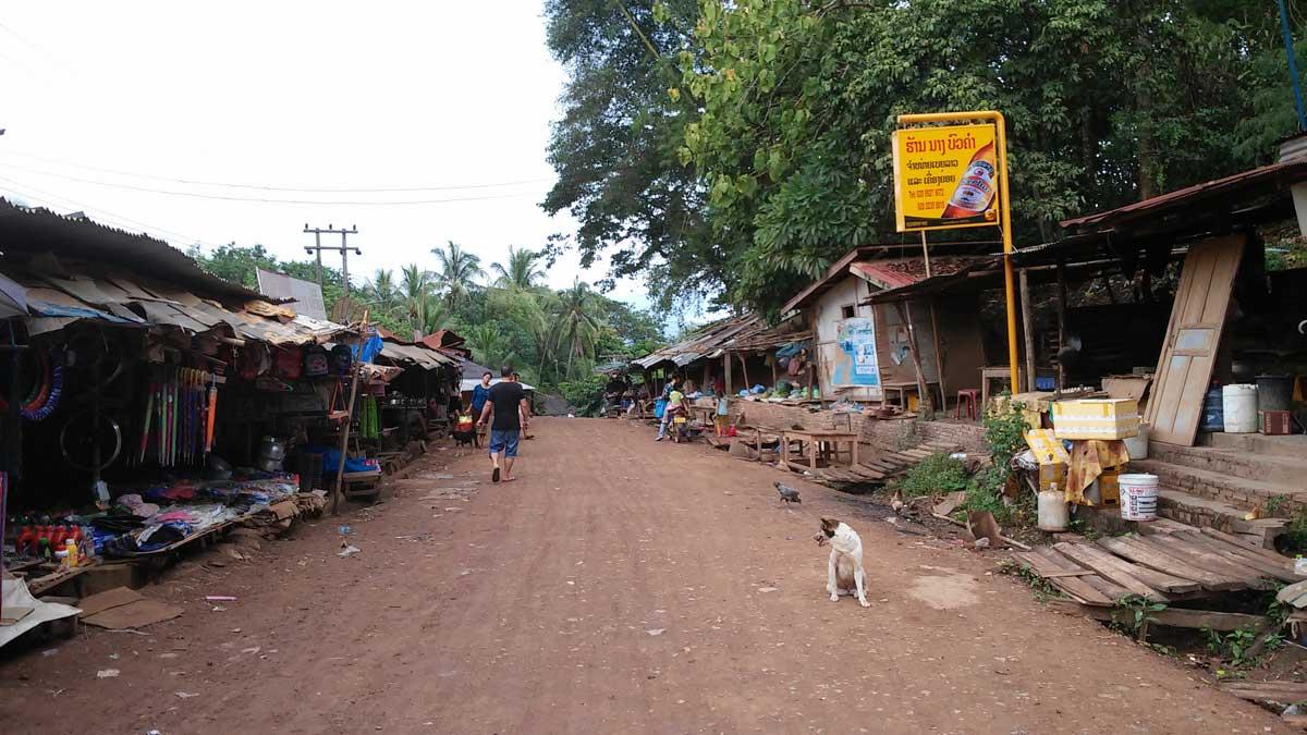 L'altra sponda del Mekong, Luang Prabang