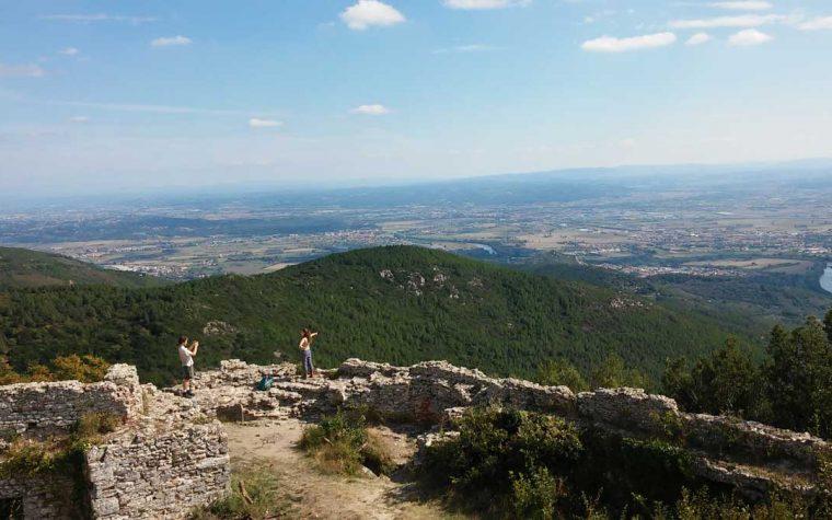 Trekking sui Monti Pisani